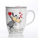 Coffee Mug Love Sheep