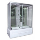 wholesale Garden & DIY store: Box combined  shower and Jacuzzi sauna