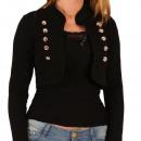 Großhandel Pullover & Sweatshirts: Bolero Jacket  Oberteil Damen  Jacke Damen S / M ...