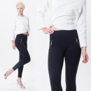 Damen Leggings gefüttert Winter Hose by Sationela