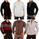 hoodies degli uomini mescolano inverno maglione au