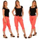 Capri pants Women  trousers sports trousers linen t
