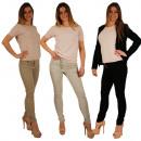 Jeans Hose Damen  Sexy Baggy in 5 Farben Restposten