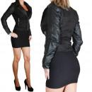 hurtownia Plaszcze & Kurtki: Faux Leather  Jacket kurtka  skórzana kurtka ...