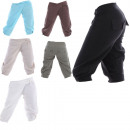 wholesale Shorts: Ladies Capris  Shorts Bermuda Sport 6 colors
