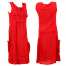 wholesale Dresses: Ladies linen dress  bodice Dress Swimsuit New