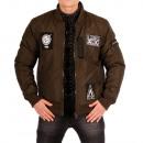 wholesale Coats & Jackets: Mens bomber jacket  transition jacket in three colo