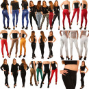 wholesale Jeanswear: DEFECTIVE goods  Jeans Treggings Women Mixposten