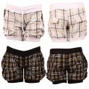 groothandel Sportkleding: Vrouwen Shorts  Karo Shorts Sport Pants Mix