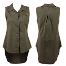 wholesale Dresses: Ladies dress shell Amry look Air Force