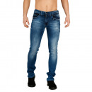 ingrosso Jeans: Uomo Jeans denim  effetto used by Sationela