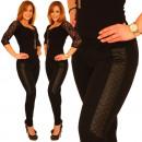 Spodnie damskie Legginsy Treggings Jeans Jeggings
