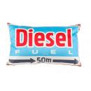 Coussin photoprint satin 30x50 cm, motif Diesel, z