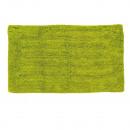 grossiste Maison et habitat: Tapis de bain vert  100% coton, texturé, 50x80. WIN