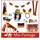 Mix Paquet: fan Coupe du Monde