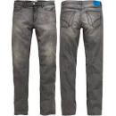 Denim Jeans für Männer Adidas Originals Grau