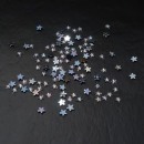 grossiste Vernis a Ongles: Strass pierres nail art design étoile motif crista