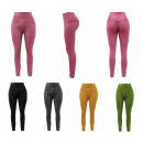 Anti-Cellulite Leggings Sport Hose Kompression
