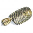 Großhandel Nagellack: 12 Selbstklebende Tip Nails Fingernägel Metallic