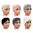 Großhandel Kopfbedeckung: Damen Stirnband mit Knote Ohrwärmer ...