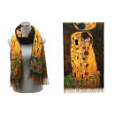 wholesale Scarves & Shawls: XXL Ladies Doubleface Scarf Winter Reversible ...
