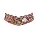 ingrosso Cinture: Cintura tribale  delle donne con perline Hippie Boh