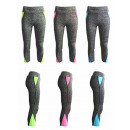 Sport trousers  Fitness Yoga  Running Capri ...