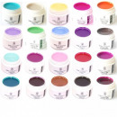 wholesale Nail Varnish: 20 x 5ml Profi  Color Gel Nail Gel Gels