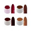 mayorista Esmalte de uñas: 4 x 5 ml Profi color Gel UV tendencia otoño