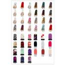 wholesale Nail Varnish: 100 sheets of self-adhesive nail foil Nail Foil