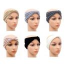 Großhandel Kopfbedeckung: Damen Stirnband Schleife Ohrwärmer Kopfschmuck