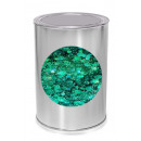 groothandel Reinigingsproducten: Exclusive Glamour  Glitter Green Made in Germany