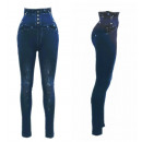 ingrosso Pantaloni: Thermo Jeggings  Vita alta leggings Stelle
