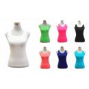 nagyker Ruha és kiegészítők: Női ingek, ujjatlan, egyszínű, színes