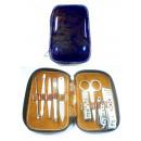 grossiste Jeux de Couteaux: 9 pcs. Manucure /  pédicure Set de clous mains pied