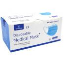 Großhandel Hygieneartikel: 50 Stück 3-lagige Medizinische OP Einwegmaske
