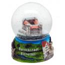 Souvenir Schneekugel Eichstätt 65mm