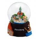 Souvenir Snowglobe Flensburg