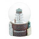 Souvenir Schneekugel Düsseldorf 45mm