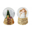 Snow globe or mini 2 fois