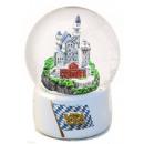 Souvenir Snowglobe Neuschwanstein Castle - Baye