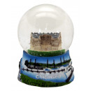 Souvenir snow globe 65mm Chiemsee