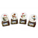 Snow Ball Mini bonhomme de neige TV 4x