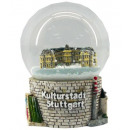 Souvenir Snow Globe cultural city of Stuttgart