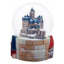 Souvenir Schneekugel Wernigerode