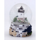 Souvenir Snow globe 65mm Graz