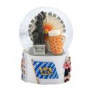 Souvenir Schneekugel 65mm Oktoberfest