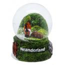 Souvenir Schneekugel Neanderland