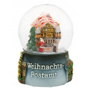 Souvenir Snowglobe Christmas Post Office