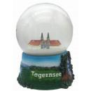 Souvenir Schneekugel 65mm Tegernsee